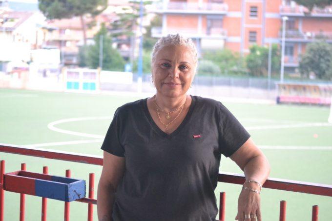 """Asd Vis Casilina (calcio), la vice presidentessa Opinca: """"I bambini al campo sono la nostra gioia"""""""