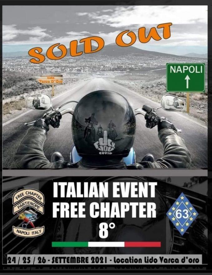 370 Harley Davidson ovviamente Italia, 700 biker invaderanno Napoli e Pozzuoli