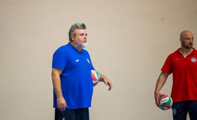 """United Volley Pomezia (B1/f), Nulli Moroni: """"La presentazione di domani? Momento importante"""""""