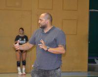 """Volley Club Frascati, Araujo Barros e la nuova serie C: """"Proviamo a far migliorare queste ragazze"""""""