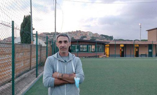 """Ssd Colonna (calcio, Under 16), Rossi: """"Ho trovato un club con una grandissima organizzazione"""""""