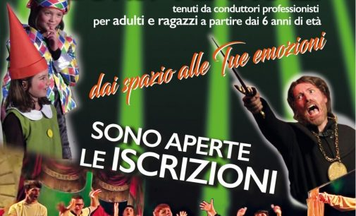 I corsi di teatro dell'Accademia Bernini