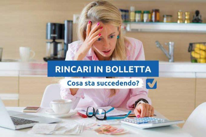 """Rincari bollette, Selectra: """"Le rinnovabili non sono la causa"""""""