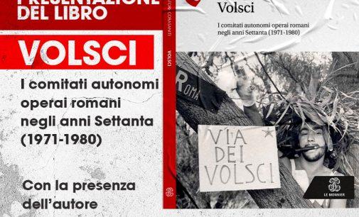 """Centro Sociale I Pò presenta """"Volsci"""" di Salvatore Corasaniti"""