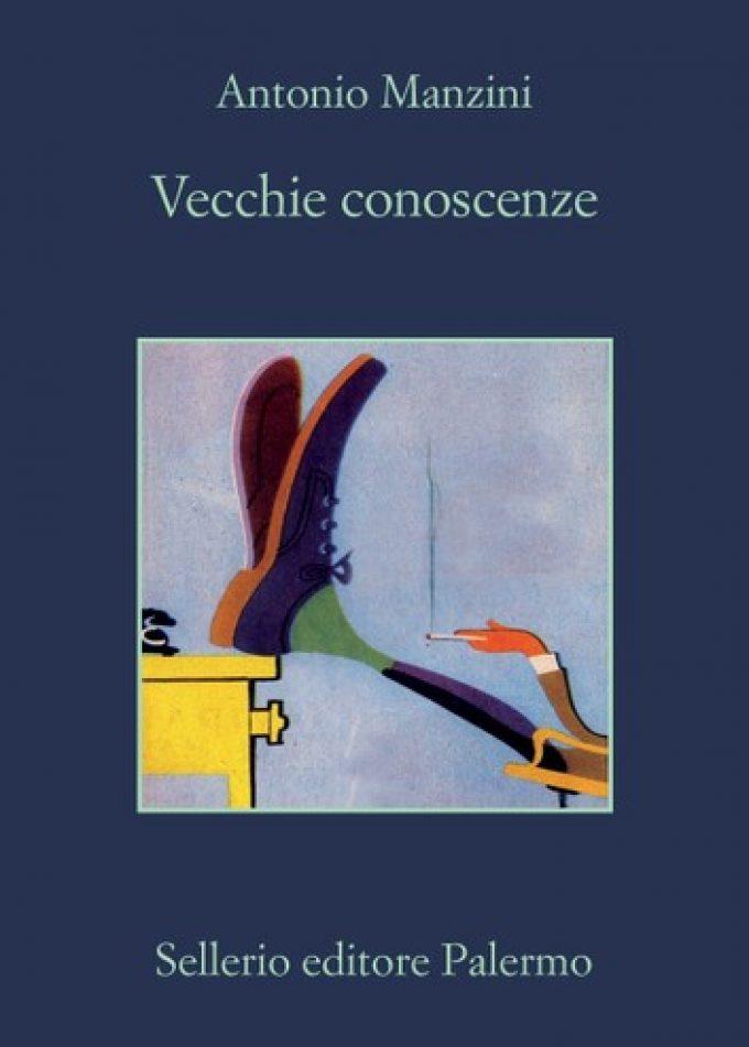 #Nonleggeteilibri – Vecchie conoscenze di sempre per Rocco Schiavone
