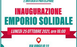 Albano – inaugurazione emporio solidale