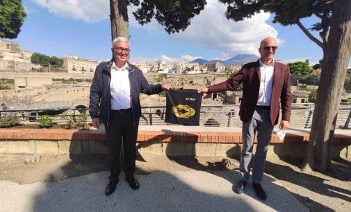 ITALIA E GERMANIA AL LAVORO PER APPROCCI INNOVATIVI AI SITI UNESCO DI EPOCA ROMANA