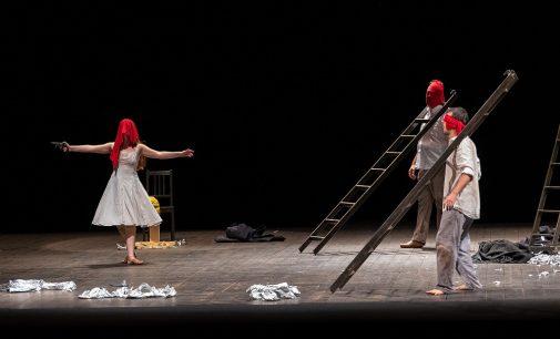 Bologna – Teatro Arena del Sole. La Gaia Scienza  La rivolta degli oggetti