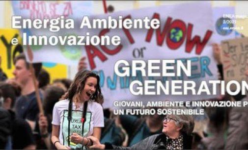"Scuola: esce ""Green Generation"", lo Speciale ENEA su ambiente, energia e clima"