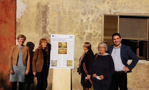 """Tarquinio – La """"Tomba dei Vasi Dipinti"""": un patrimonio riconquistato"""