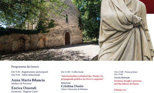 COMPAGNIA DEI LEPINI – Dante tra Roma e Napoli