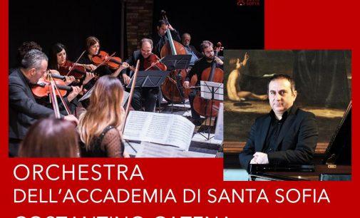 Pianoforte e Orchestra al Palazzo Chigi di Ariccia