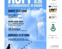 Asperger Film Festival alla Sala Lepanto di Marino: start il 23 ottobre con Davide De Cubellis