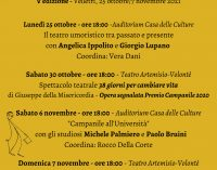 """Riecco la """"Campaniliana"""": dal 25 ottobre al 7 novembre a Velletri"""