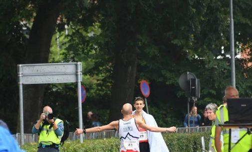 """Gabriele Turroni settimo alla 100 km di Winschoten in 7h21'56"""""""