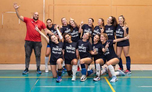 """Volley Club Frascati (serie C maschile), capitan Ferretti: """"La fascia una responsabilità gradita"""""""