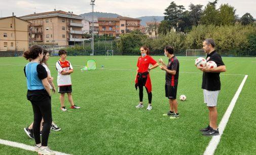 """Colleferro, mister De Castris: """"Prosegue il lavoro sulla futura Scuola calcio femminile"""""""