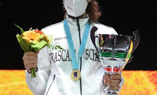 """Frascati Scherma, dieci medaglie ai campionati italiani Under 14. Molinari: """"Un risultato eclatante"""""""
