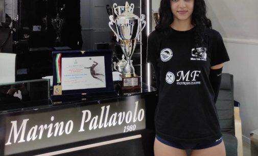 """Marino Pallavolo (serie D femminile), capitan Sabra ci crede: """"Abbiamo potenzialità importanti"""""""