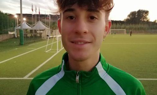 """ULN Consalvo, Civitareale da giocatore a """"stagista"""" con la Scuola calcio: """"Mi diverto tanto"""""""