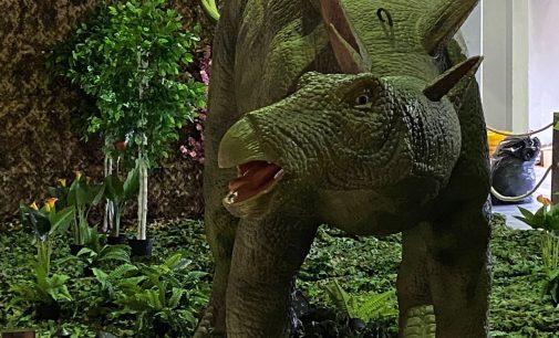 """""""Jurassic Experience"""", a Bologna arrivano i dinosauri…."""