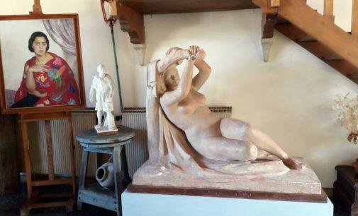 Alla scoperta di Anticoli Corrado,borgo di artisti, modelle e modelli