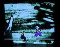 """""""Mostriciattoli"""" uno spettacolo con attori, immagini e disegno su sabbia dal vivo-Centrale Preneste Teatro 23 e 24 ottobre"""