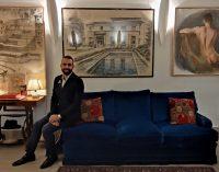 Roberto Di Costanzo: l'arte del disegno a Via dell'Orso – Palazzo di Antonio Massimo Via dell'Orso, 28 – 28-29-30 Ottobre