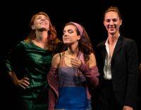 A grande richiesta torna LE SORELLASTRE spettacolo di Ottavia Bianchi – dal 15 al 17 ottobre all' Altrove Teatro Studio-Roma